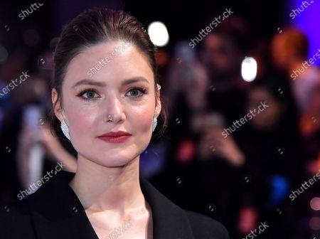 Editorial image of 22nd British Independent Film Awards, VIP Arrivals, Old Billingsgate, London, UK - 01 Dec 2019