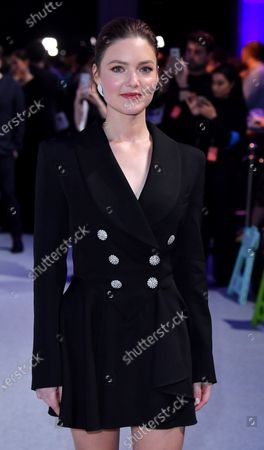 Stock Picture of Holliday Grainger