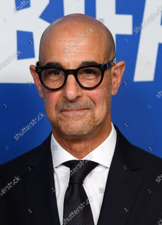 Editorial photo of 22nd British Independent Film Awards, Press Room, Old Billingsgate, London, UK - 01 Dec 2019