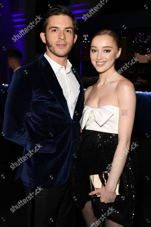 Exclusive - Jonathan Bailey and Phoebe Dynevor
