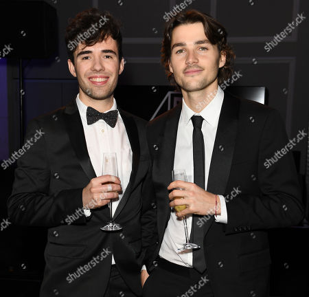 Exclusive - Adrian Bliss and Jack Harries