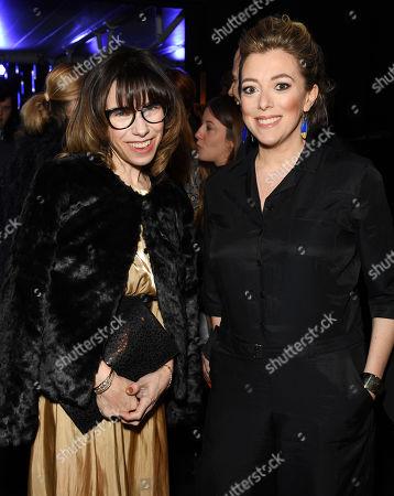 Exclusive - Sally Hawkins and Nicole Taylor