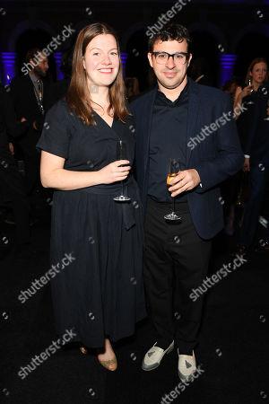 Exclusive - Lisa Owens and Simon Bird
