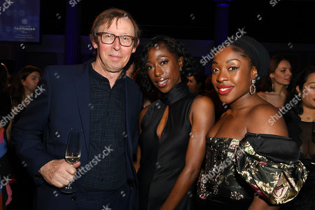 Editorial photo of Exclusive - 22nd British Independent Film Awards, Reception, Old Billingsgate, London, UK - 01 Dec 2019