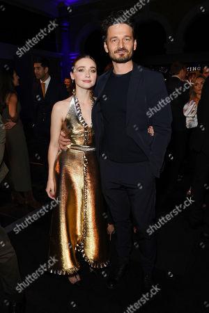 Editorial image of Exclusive - 22nd British Independent Film Awards, Reception, Old Billingsgate, London, UK - 01 Dec 2019