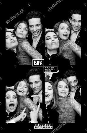 Editorial photo of Exclusive - 22nd British Independent Film Awards, Photo Booth, Old Billingsgate, London, UK - 01 Dec 2019