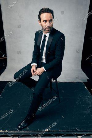 Exclusive - Alessandro Nivola