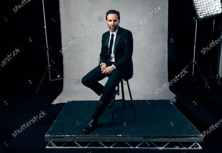 Editorial image of Exclusive - 22nd British Independent Film Awards, Portraits, Old Billingsgate, London, UK - 01 Dec 2019