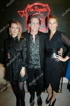 Amy Webster, Stephen Webster, Assia Webster