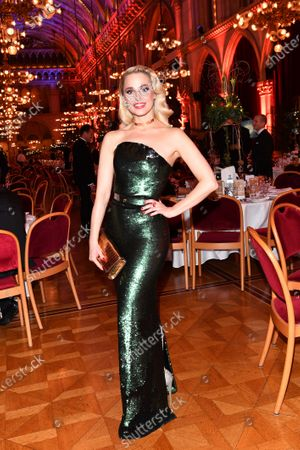 Editorial picture of Woman of the Year Gala, Vienna, Austria - 27 Nov 2019