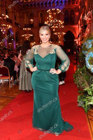 Editorial image of Woman of the Year Gala, Vienna, Austria - 27 Nov 2019