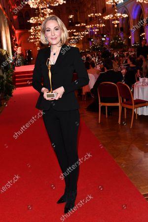 Editorial photo of Woman of the Year Gala, Vienna, Austria - 27 Nov 2019