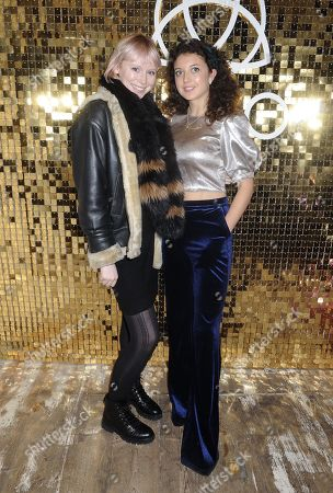 Editorial image of LLIO Crystals & Cocktails Launch Party, London, UK - 27 Nov 2019