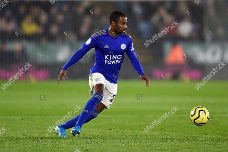 Ricardo Pereira of Leicester City.