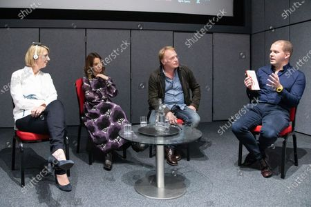 Editorial image of The Crown Episode 6 Screening with Q&A, Caernarfon, Wales, UK - 26 Nov 2019