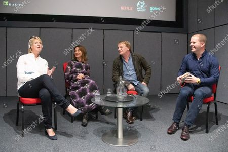 Editorial photo of The Crown Episode 6 Screening with Q&A, Caernarfon, Wales, UK - 26 Nov 2019