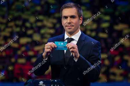 Stock Photo of Philipp Lahm during g the draw