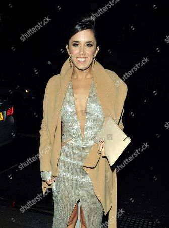 Stock Picture of Janette Manrara