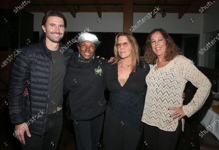 Brandon Jenner, Candace Bowen, Gigi, Hillary Bibicoff