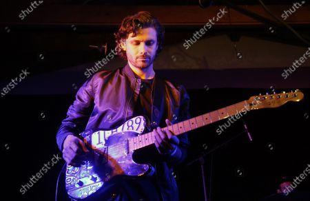 James Burnett, of Music Band 'Little Dume'