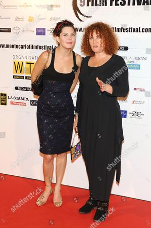 Delphine Chaneac and Valerie Mairesse