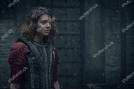 Stock Image of Emma Appleton as Renfri