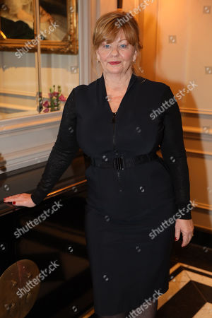 Stock Picture of Inger Nilsson