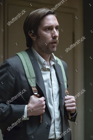 Stock Picture of Timm Sharp as Brandon