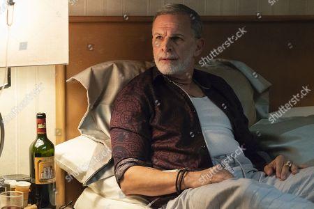 Stock Picture of Tony Plana as Bracamonte