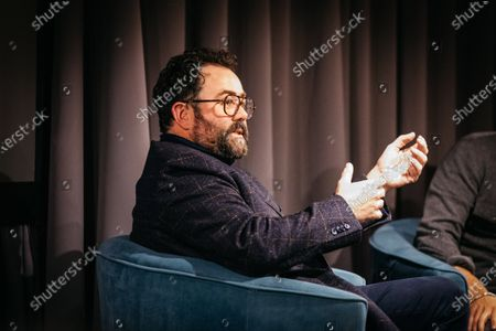 Editorial photo of An Audience with Taron Egerton, BAFTA Piccadilly, London, UK - 27 Nov 2019