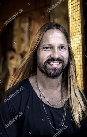 Swedish Max Martin music producer, singer and song writer