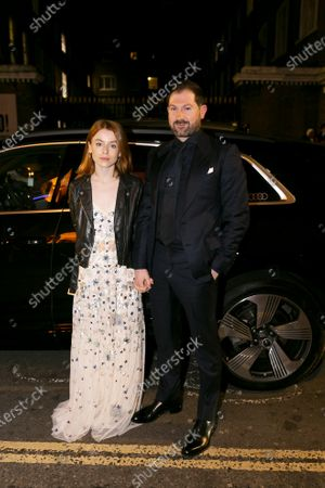 Editorial picture of British Academy Children's Awards, Audi Arrivals, The Brewery, London, UK - 01 Dec 2019