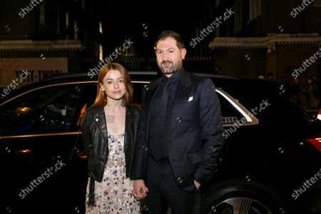 Stock Image of Rosie Day and guest