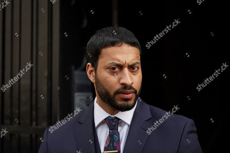 Ryan McKen as Daanish Kamara.