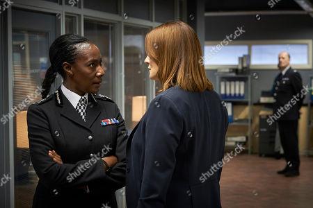 Editorial image of 'Bancroft' TV Show, Series 2, Episode 2, UK  - Jan 2020
