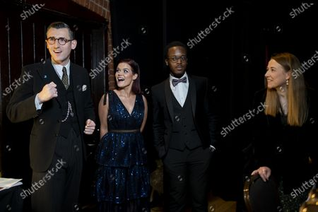 Ben Shires, Lindsey Russell, Alvin Owusu-Fordwuo