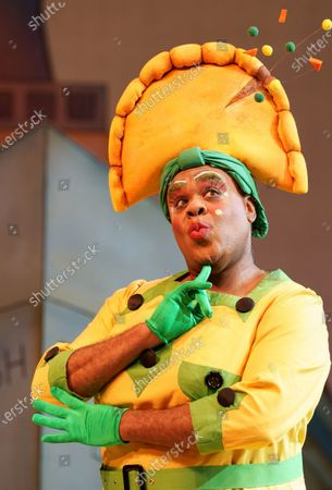Clive Rowe as Sarah the Cook,