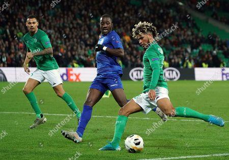 Editorial image of Soccer Europa League, Saint Etienne, France - 28 Nov 2019