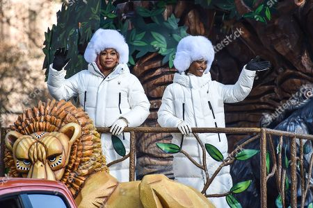 Editorial photo of 93rd Annual Macy's Thanksgiving Day Parade, New York, USA - 28 Nov 2019