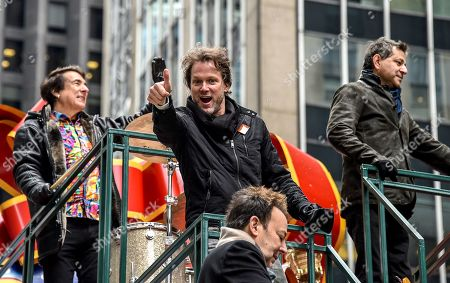 Editorial image of 93rd Annual Macy's Thanksgiving Day Parade, New York, USA - 28 Nov 2019