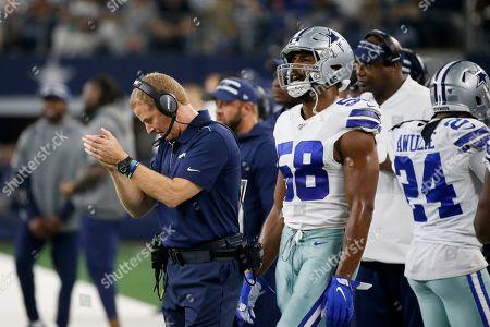Editorial image of Bills Cowboys Football, Arlington, USA - 28 Nov 2019