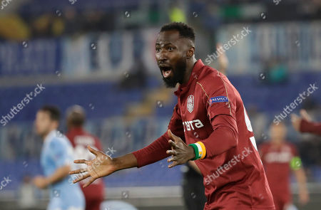 Editorial picture of Soccer Europa League, Rome, Italy - 28 Nov 2019