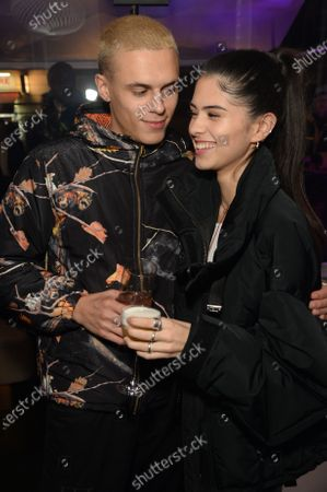Editorial picture of Rawr Beauty Salon launch party, London, UK - 28 Nov 2019