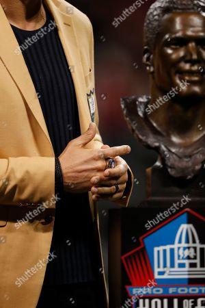 Editorial photo of Saints Falcons Football, Atlanta, USA - 28 Nov 2019