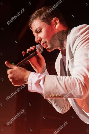 Editorial image of Professor Green in concert at O2 Forum Kentish Town, London, UK - 28 Nov 2019