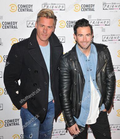 Matt Evers and Aaron Renfree