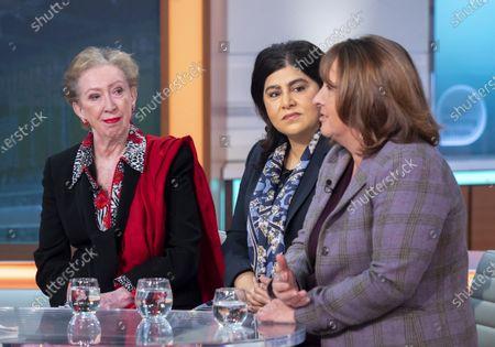 Stock Image of Margaret Beckett, Sayeeda Warsi and Christine Jardine