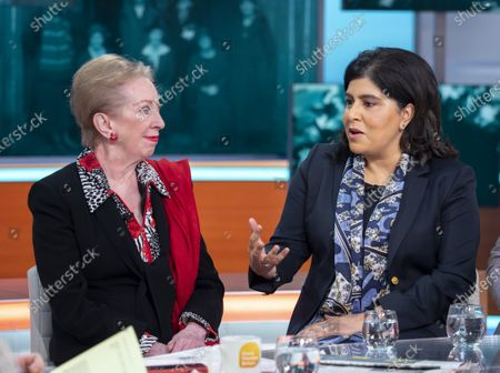 Editorial picture of 'Good Morning Britain' TV show, London, UK - 29 Nov 2019