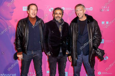 Editorial picture of 'The Specials' film premiere, Berlin, Germany - 28 Nov 2019