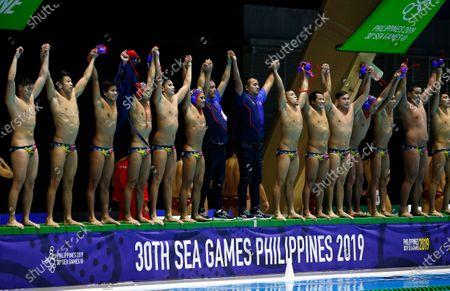 Editorial image of SEA Games Philippines 2019, Capas - 29 Nov 2019